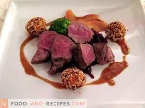 Como cozinhar carne de veado