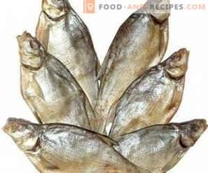 Como armazenar peixe seco