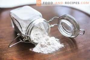 Como armazenar farinha
