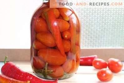 Измирени домати со пиперки