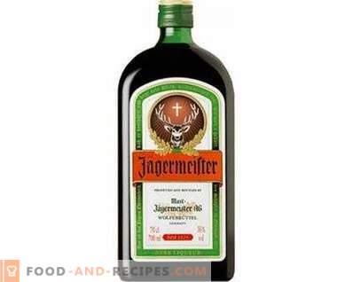 Come bere il Jägermeister