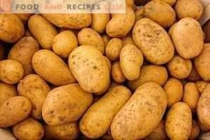 Cum se îngheață cartofii