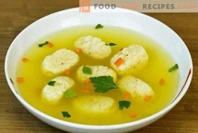 Chicken Soup Dumpling Soup