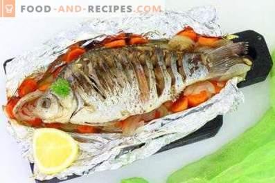 A que temperatura o peixe deve ser cozido