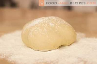 Тесто за пица в машина за хляб