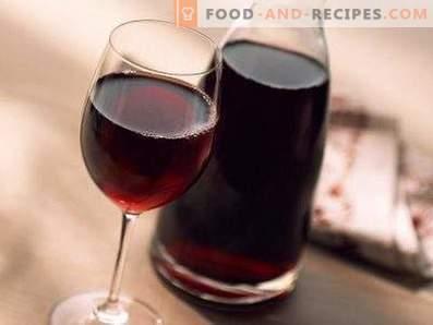 Со она што тие пијат црвено суво вино
