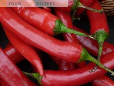 How to store chili pepper