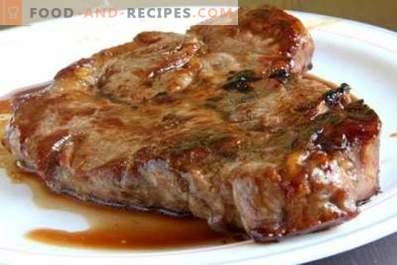Svinjski zrezek v pečici