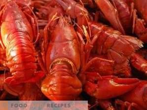 Como cozinhar lagostins