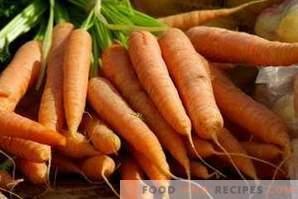 Jak zamrozić marchew na zimę