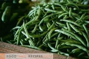 Как да замразим зеления фасул