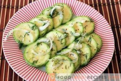 Salty Instant Courgette