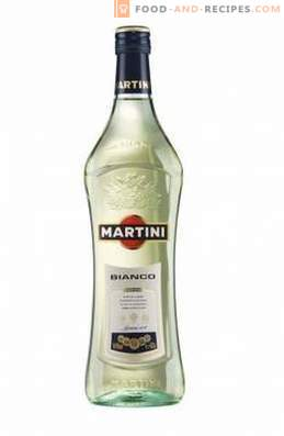 Como beber martini